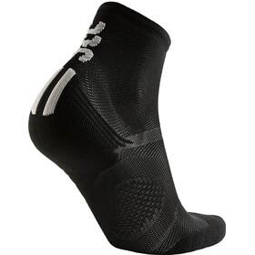 UYN Run Superleggera Socks Men Black/Pearl Grey